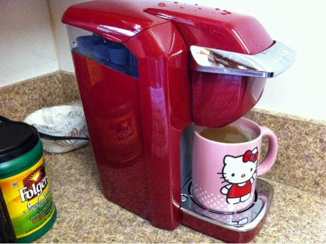 new drink machine