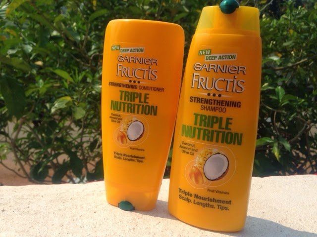 Garnier Fructis Strengthening range