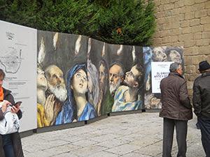 Выставка Эль Греко в Толедо