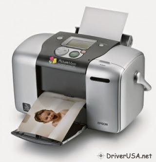 download PictureMate Pal - PM 200 printer's driver