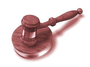 imagen de un mazo de juez