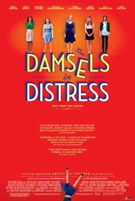 Damsels in Distress: movie review