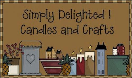 Contest Win A Gift Pack From Simply Delighted Candles And Crafts