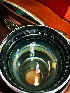contax contaflex 35mm 70mm鏡頭試玩
