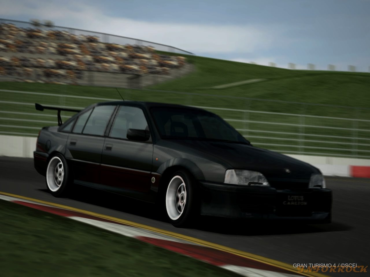 lotus carlton gran turismo 4 lotus carlton in gran. Black Bedroom Furniture Sets. Home Design Ideas