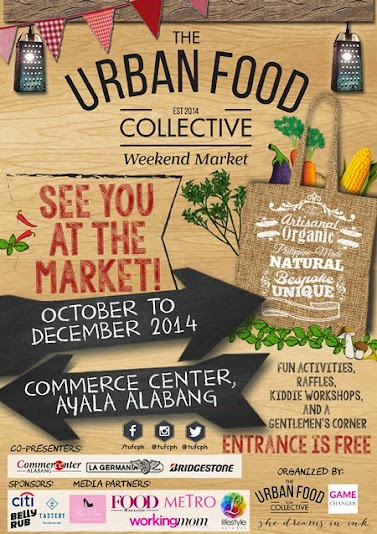 announcement, food press, food events,weekend food markets
