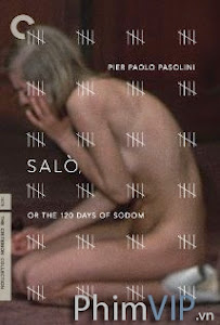 Địa Ngục Trần Gian - Salò Or The 120 Days Of Sodom poster