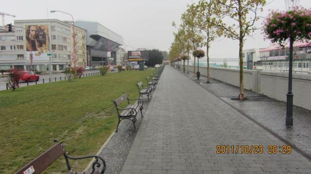 會令所有臺灣人想起家鄉的多瑙河畔