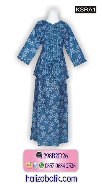 KSRA1 Baju Batik, Model Batik, Baju Grosir, KSRA1