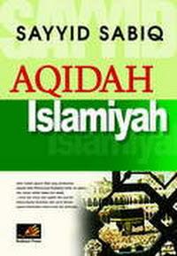 beli buku sayyid sabiq aqidah islam rumah buku iqro best seller bentang pustaka