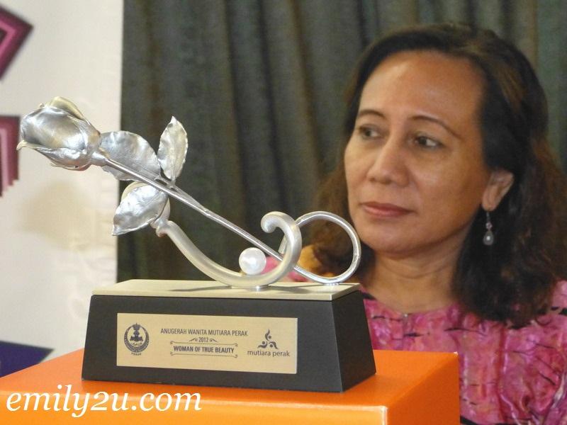 Press Conference: Mutiara Perak Awards 2012