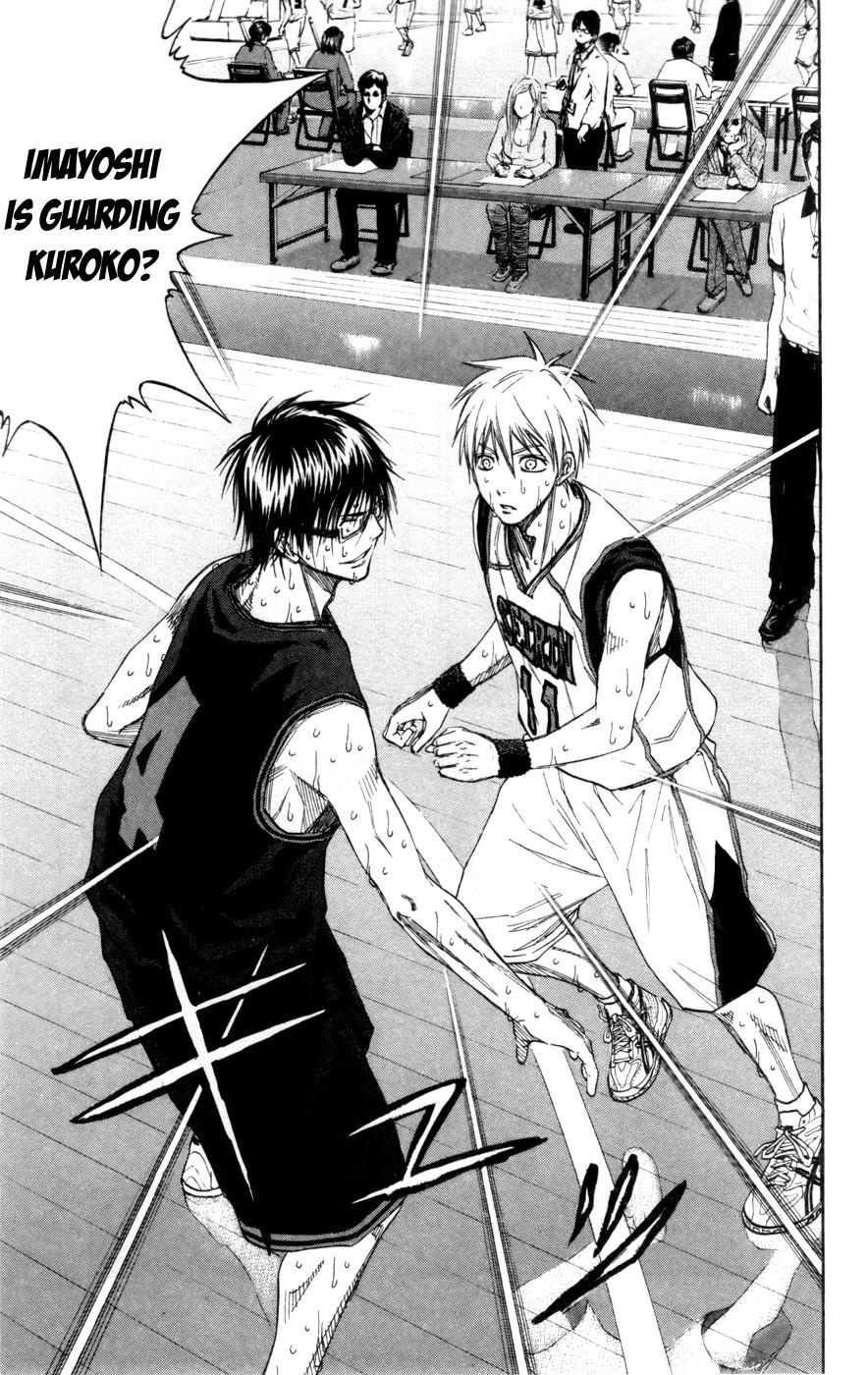 Kuroko no Basket Manga Chapter 126 - Image 07