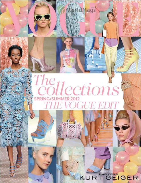 The Collections Spring Summer 2012 Vogue Edit
