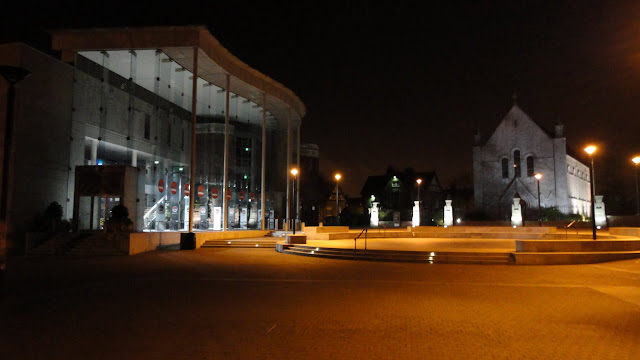 Honan Plaza, UCC