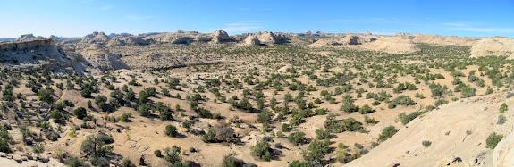 Nate's Canyon panorama
