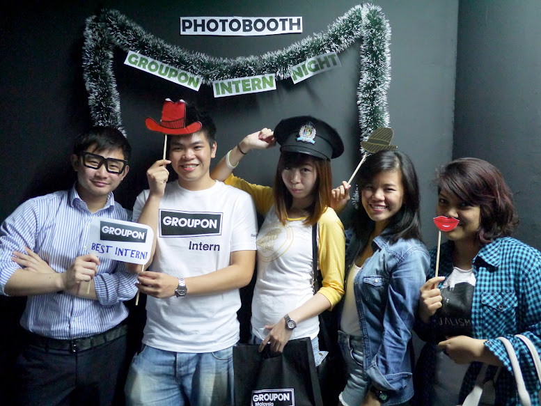 Groupon Malaysia Intern Party
