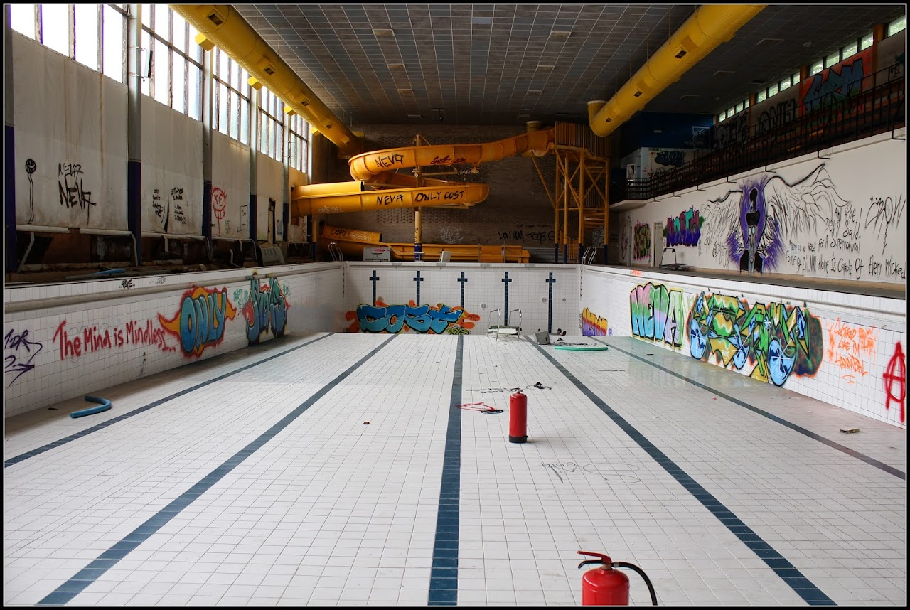 Wigston Swimming Pool Harpers Fitness Leicester May14