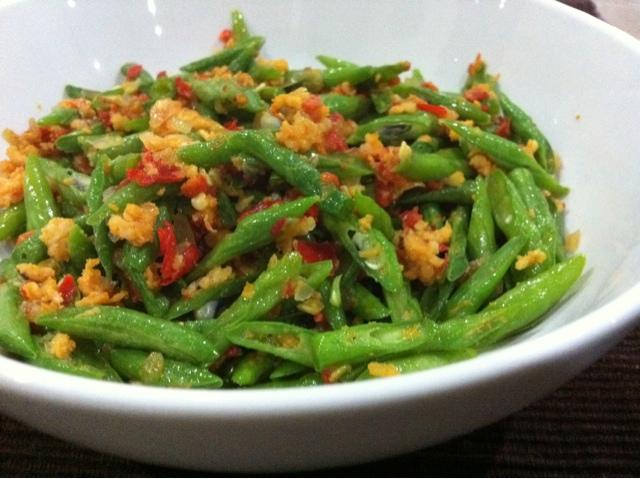 3 resep masakan tumis kacang panjang sederhana sayuran