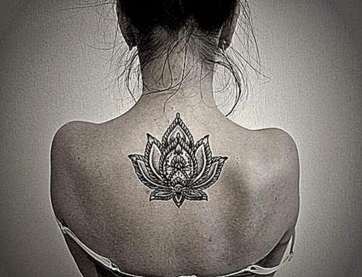 55 Lotus Flower Tattoo
