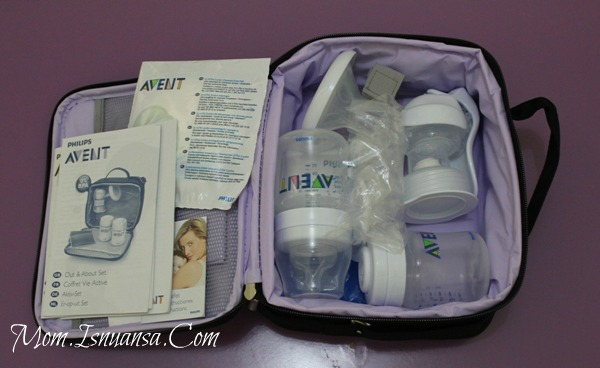 Breast Pump Philips Avent Out And About PP