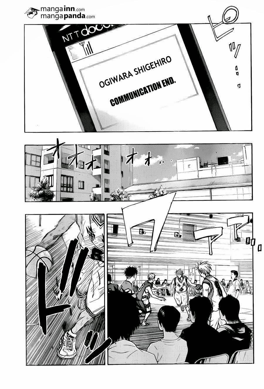 Kuroko no Basket Manga Chapter 214 - Image 11