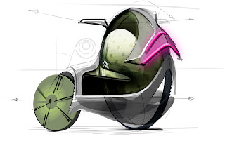 citroen triciclo electrico