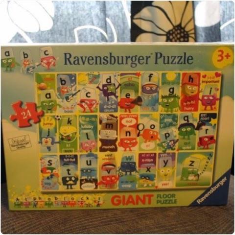 Ravensburger Alphablocks Giant Floor Puzzle Review*