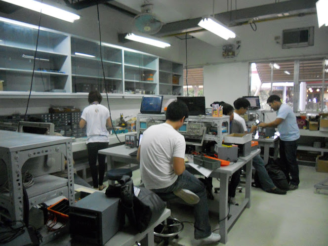Ateneo Electronics Laboratory