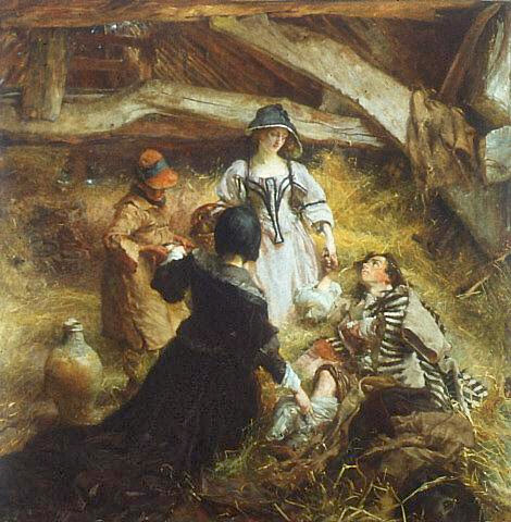 Edgar Bundy - The Day at Sedgemoor