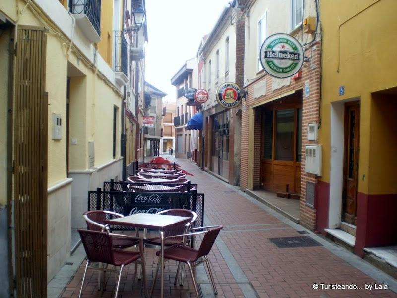 Calle del Gamazo, Olmedo