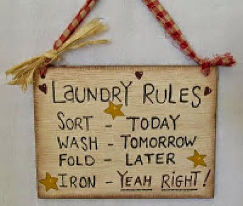 Day 20 Include Laundry In Your Routines