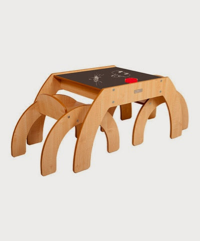 Wooden Funstation Table £61.99