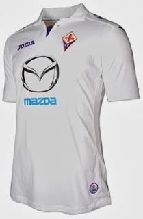 Jual Jersey Fiorentina Away Terbaru 2014
