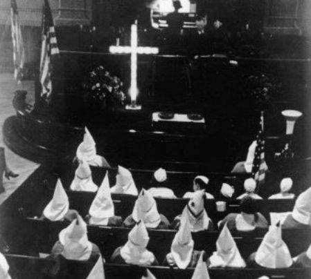 Baptisti piekopj rasismu