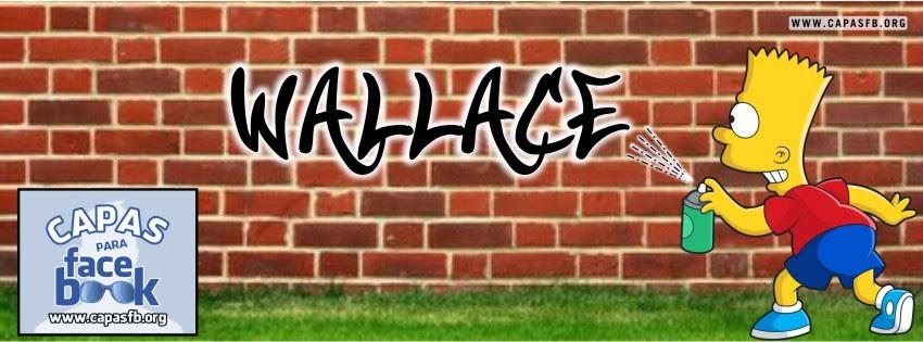 Capas para Facebook Wallace