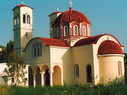 Crkve na Kritu