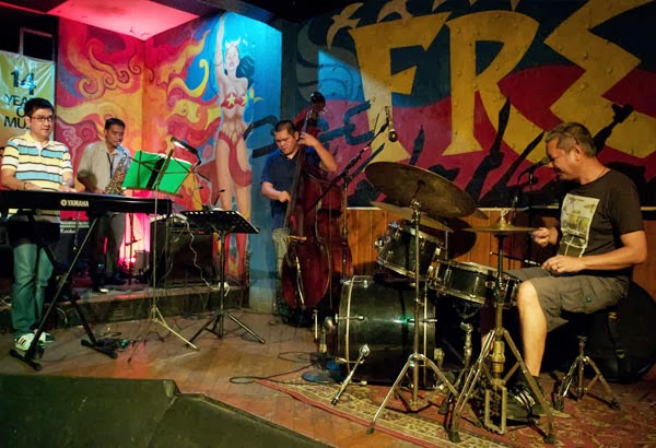 lif4H - Global jazz at 2nd CCP International Jazz Festival - Lifestyle, Culture and Arts
