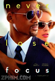 Thánh Lừa - Focus (2015) Poster