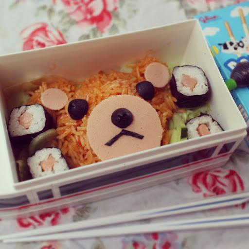 Rilakkuma Bento Box