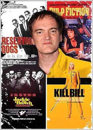 Quentin Tarantino pósters