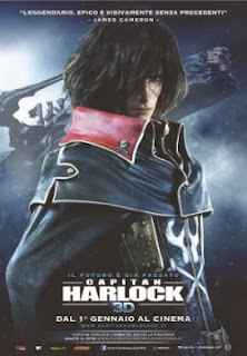 Ver Space Pirate Captain Harlock (2013) Gratis Online