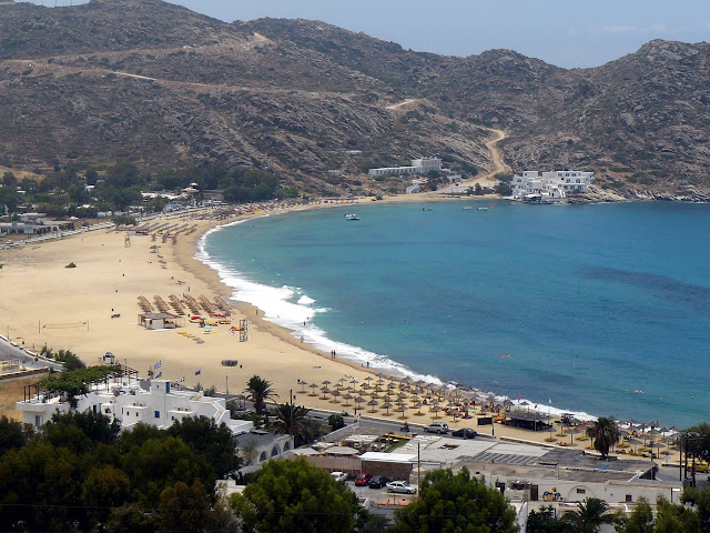 Ios, spiaggia di Mylopatas