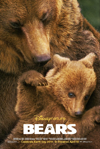 2014 Disney Movies: Disneynature Bears