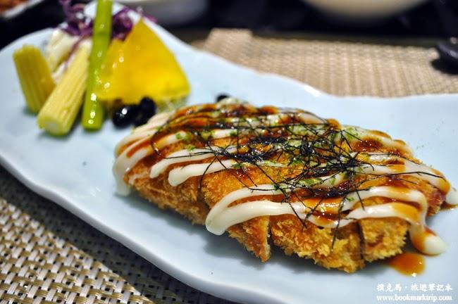 淺田屋日式料理炸豬排定食套餐