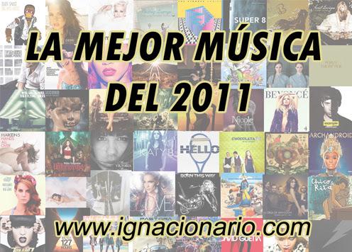La mejor música de 2011