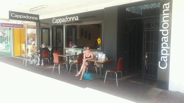 Cappadonna Cafe