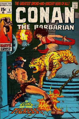 Conan the Barbarian #5, ELO and On the Run