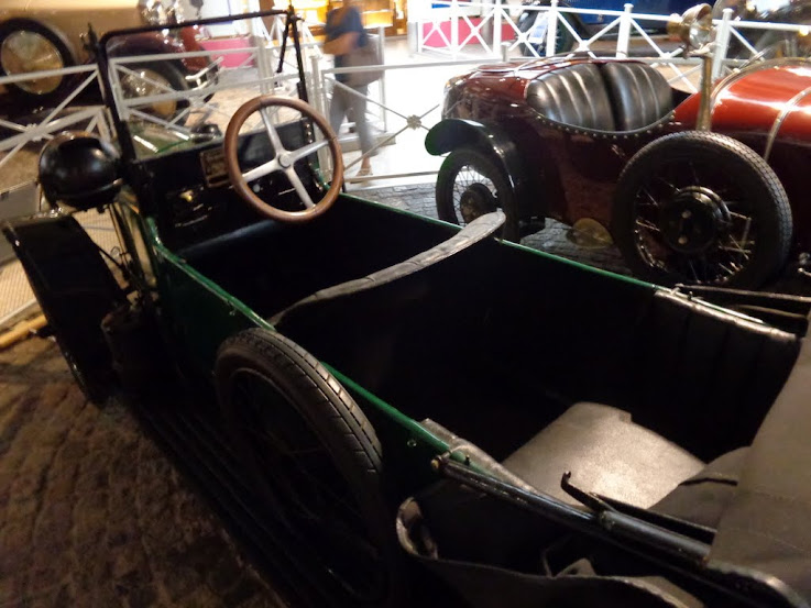 Musée de l'aventure Peugeot à Sochaux DSC01184