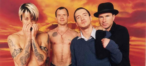 Red Hot Chili Peppers 2012