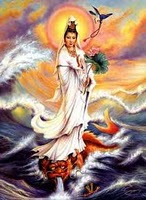 Goddess Quan Yin Image